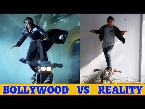 Krrish Movie Spoof   Bollywood VS Reality   Ft. Hrithik Roshan   BigBoyzTeam