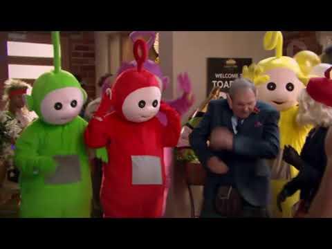 Enter The Teletubbies   Neighbours [2018] (видео)