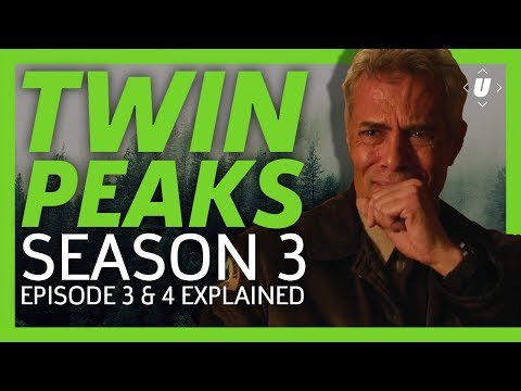 Twin Peaks Season 3 Episode 3 & 4 Breakdown!