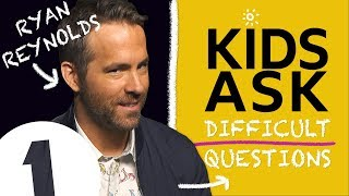 "Video ""Why do you swear so much?!"": Kids Ask Ryan Reynolds Difficult Questions MP3, 3GP, MP4, WEBM, AVI, FLV Juli 2019"