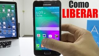 Como Liberar Samsung Galaxy A3 A5 A7 A8 A9 J1 J2 J3 J5 J7