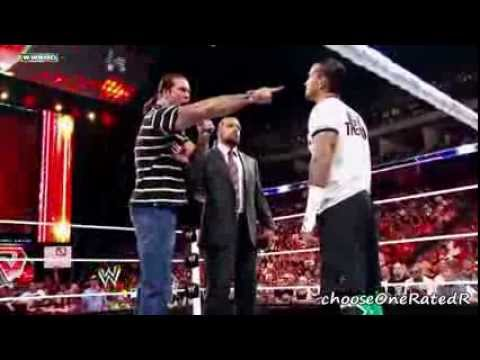 WWE Night Of Champions 2011   Cm Punk vs Triple H No DQ Match Official Promo HD   YouTube