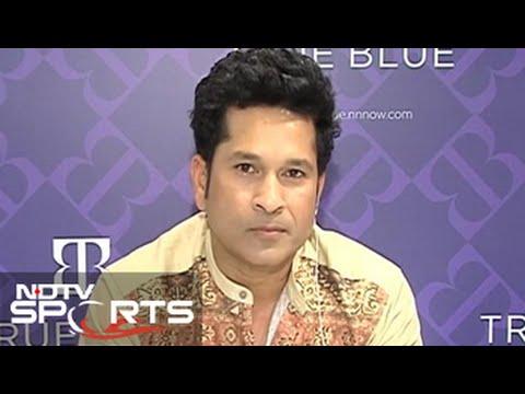Spent 24 yrs wearing blue, my fashion brand also has blue: Sachin