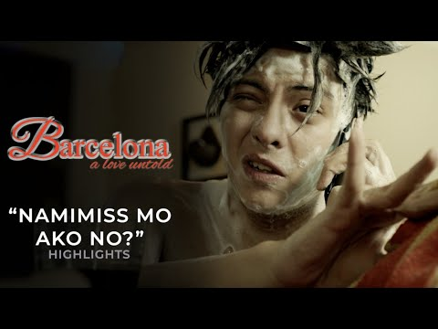 """Nami-miss mo ako no?"" 