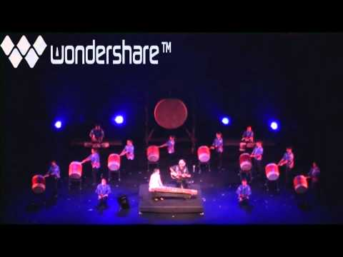 zenshin - Ranga Pae & Zenshin Daiko at Maui Arts & Cultural Center's Castle Theater, Maui, Hawaii June 2012.
