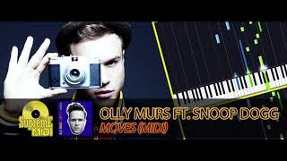 Olly Murs ft. Snoop Dogg - MOVES (FULL MIDI)