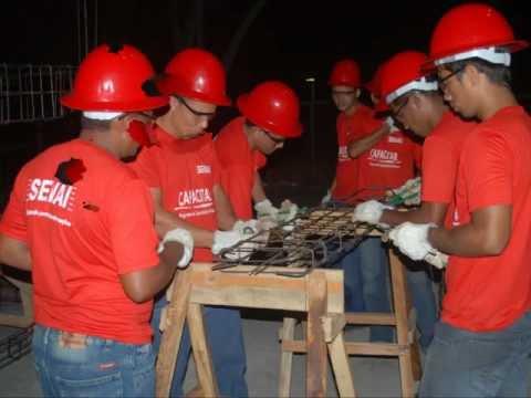Jovens recebem Certificados do Programa Capacitar - Suzano e Senai em Chapadinha