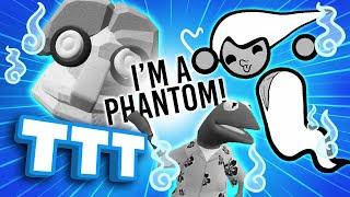EVERYONE IS PHANTOM?! | Gmod TTT
