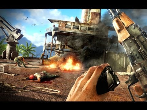Far Cry 3 — Главные фишки