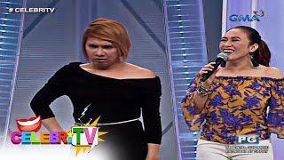 CelebriTV: Donita Nose, nag-beast mode habang sa hula