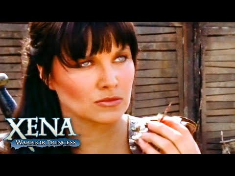 Xena Is Injured in Battle | Xena: Warrior Princess