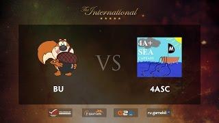 4Anchors vs Burden, game 2