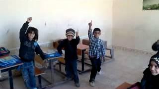2011 12 12 مدرسة المفيد درس في الرياضيات للصف الثاني الإبتدائي بطريقة تشويقية