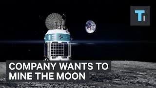 Moon Express wants to start mining the surface of the moon for valuable materials. They've set a goal of sending their first robotic lander to the lunar surface by the end of 2017.Read more: http://www.businessinsider.com/saiFACEBOOK: https://www.facebook.com/techinsiderTWITTER: https://twitter.com/techinsiderINSTAGRAM: https://www.instagram.com/businessinsider/TUMBLR: http://businessinsider.tumblr.com/