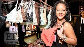 Rihanna Launches Savage X Fenty Lingerie Line