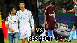 Video Lionel Messi fans vs Cristiano Ronaldo fans - RESPECT Moments! MP3, 3GP, MP4, WEBM, AVI, FLV Oktober 2018