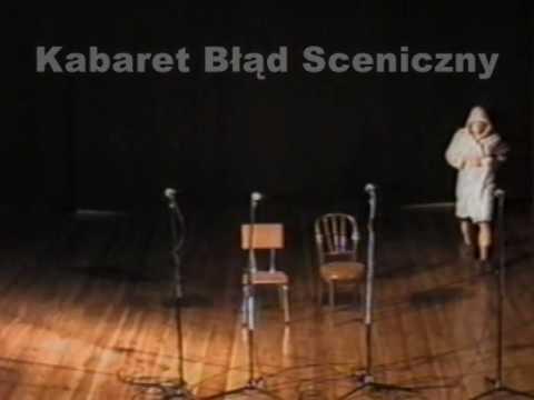 Kabaret Błąd Sceniczny - Przedstawiciel handlowy