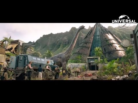 Jurassic World: El Reino Caído - Spot 1?>