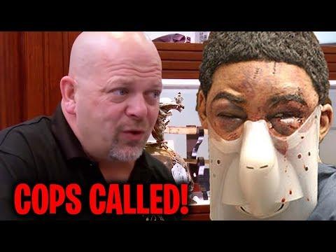 Pawn Stars Rick Low-Balls THE WRONG CUSTOMER!