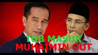 Video Sudah Ada TGB, Jokowi Tidak Butuh Muhaimin (Lagi) MP3, 3GP, MP4, WEBM, AVI, FLV Januari 2019