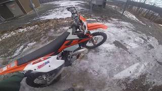 3. 2018 KTM 250 XCW Mods and Thoughts