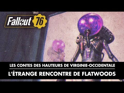 Contes des hauteurs de Virginie-Occidentale : L'étrange rencontre de Flatwoods de Fallout 76