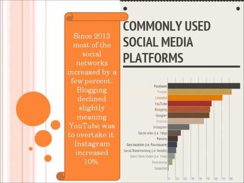What are the key drivers within the Social Media Marketing Industry