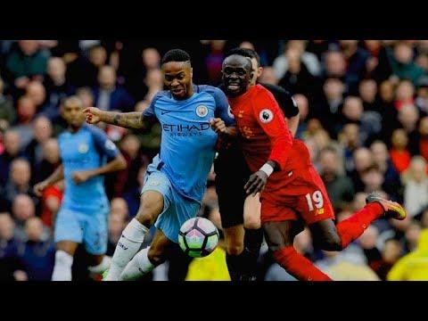 Sadio Mane vs Raheem Sterling - Pace Kings - Goals, Skills and Dribbles - 2017/18