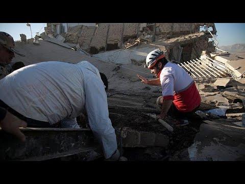 Ιράν – Ιράκ: Ξεπέρασαν τους 300 οι νεκροί από τα 7,3 ρίχτερ