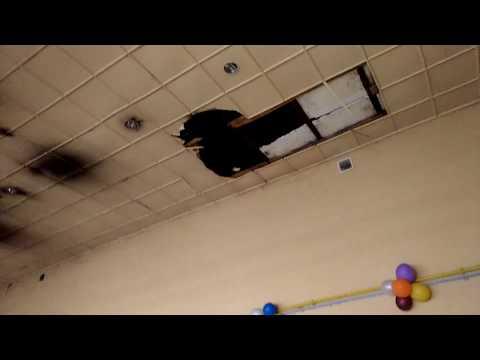 Wideo1: Skutki pożaru w GCK w Garzynie
