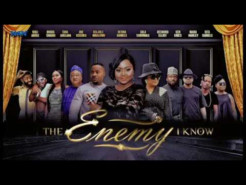 Nollywood: Star-studded movie 'The Enemy I know' set for Cinemas