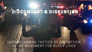 Talking about Discomfort & Disruption