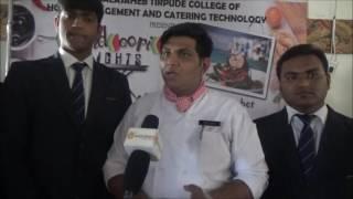 Tandoori Nights press conference