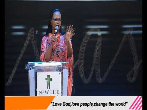 """Love God,love people,change the world..."" New Life Bible Church @Mazimpaka Hortense"