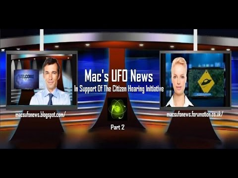 UFO - The Citizen Hearing on Disclosure (April 29 - May 3, 2013) brought 40+ researchers and government/agency witnesses to Washington DC to testify before six for...