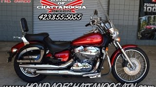 8. Used 2009 Honda Shadow Spirit 750 For Sale - Chattanooga TN / GA / AL area Pre Owned Motorcycles