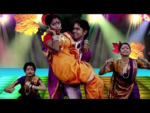 Navra Karin Mi Chikna | Reshma Sonawane | Marathi Lokgeet Song | Full Video HD