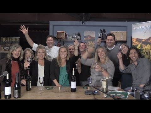 Holiday Wine Pairings with Livermore Valley Wine Country