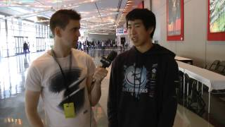 Suppy interviewed by Teamliquid.net from MLG Dallas