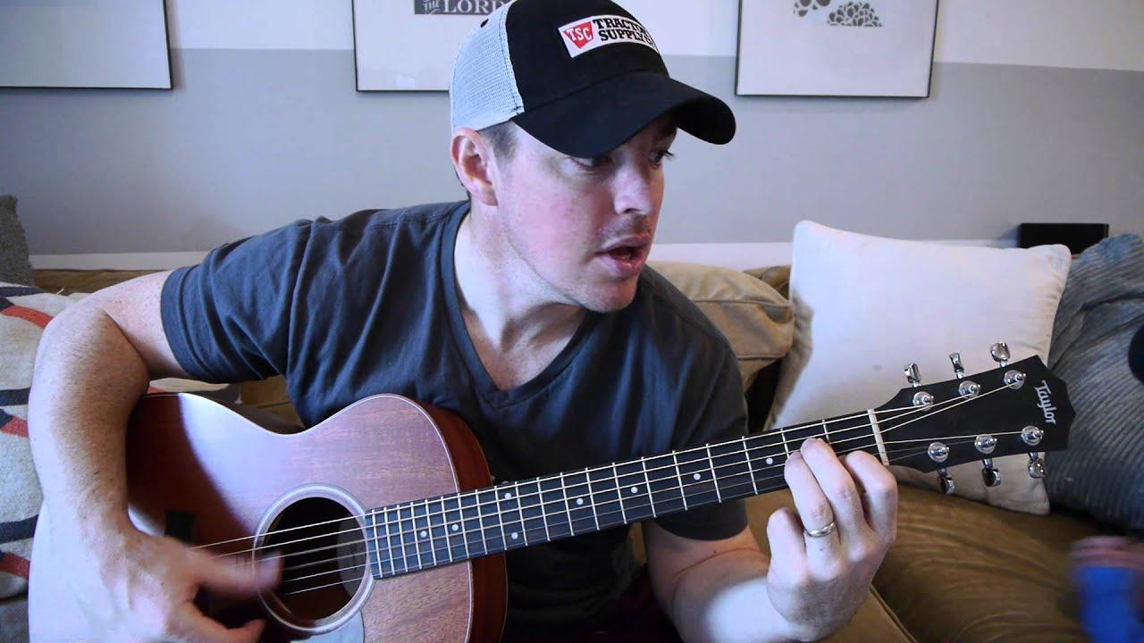 Do I – Luke Bryan (Beginner Guitar Lesson)
