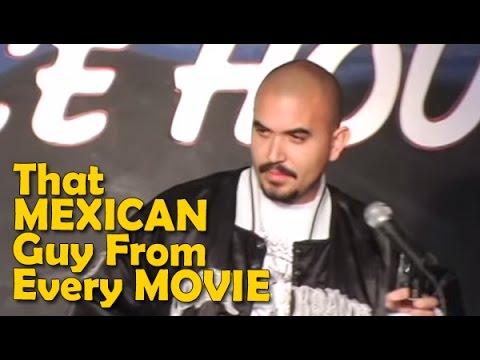 That Mexican Guy From Every Movie!