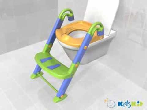 kidskit toiletten trainer toilettensitz kind jetzt. Black Bedroom Furniture Sets. Home Design Ideas