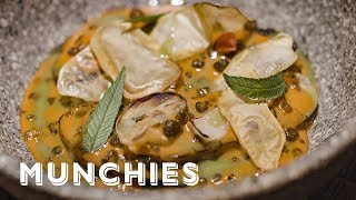 Chef's Night Out with World Famous Peruvian Chefs by Munchies