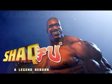 fu - Remember to select 720p HD◅◅ Shaq is back! A fundraising campaign over at Indiegogo is underway to fund such a project at: http://www.indiegogo.com/projec...