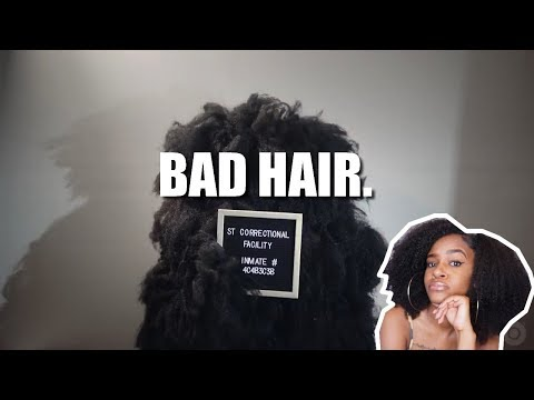 """WHO TAUGHT YOU TO HATE YOUR """"BAD HAIR""""? 