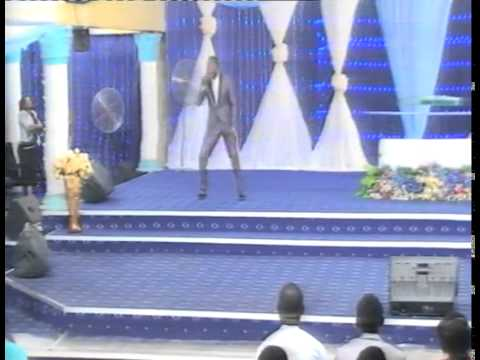 #Apostle Johnson Suleman #Activating The Power Of The Spoken Word #1of2