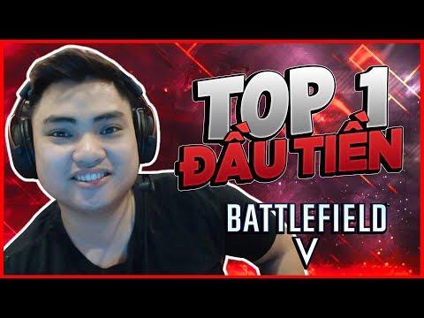 RIP113 TRẢI NGHIỆM TOP 1 ĐẦU TIÊN GAME BATTLEFIELD 5 BATTLE ROYALE - Thời lượng: 12 phút.