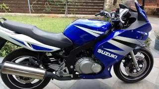 10. Suzuki gs500f 2006