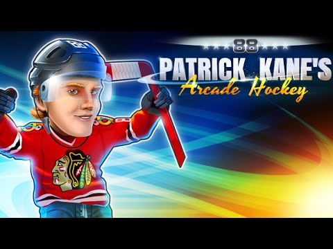 Patrick Kane's Arcade Hockey Android GamePlay Trailer (1080p) [Game For Kids]