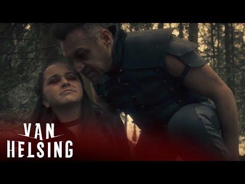 VAN HELSING   Season 2, Episode 2 Clip: Bedfellows   SYFY